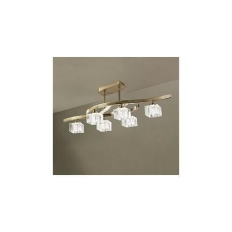 CUADRAX OPTICO LAMP-6L