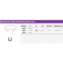 R80 REFLECTORA 10W