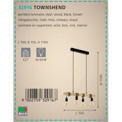 LAMPARA TOWNSHEND