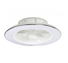 Plafon LED con Ventilador Alisio