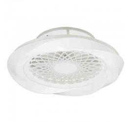 Plafón LED con Ventilador Boreal