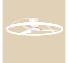 Plafón LED con Ventilador Nepal