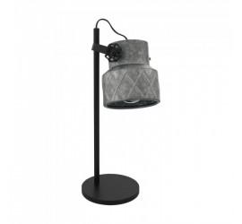 Lámpara de mesa HILCOTT 1xE27/40W/230V