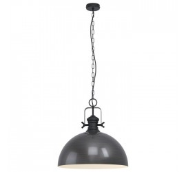 Lámpara colgante con cadena 53 cms de diametro COMBWICH 1xE27/60W/230V