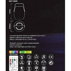 SB.SPEAKER BARREL 3W-RGB