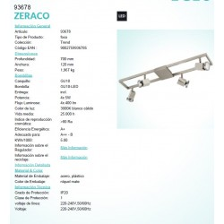 ZERACO 4L